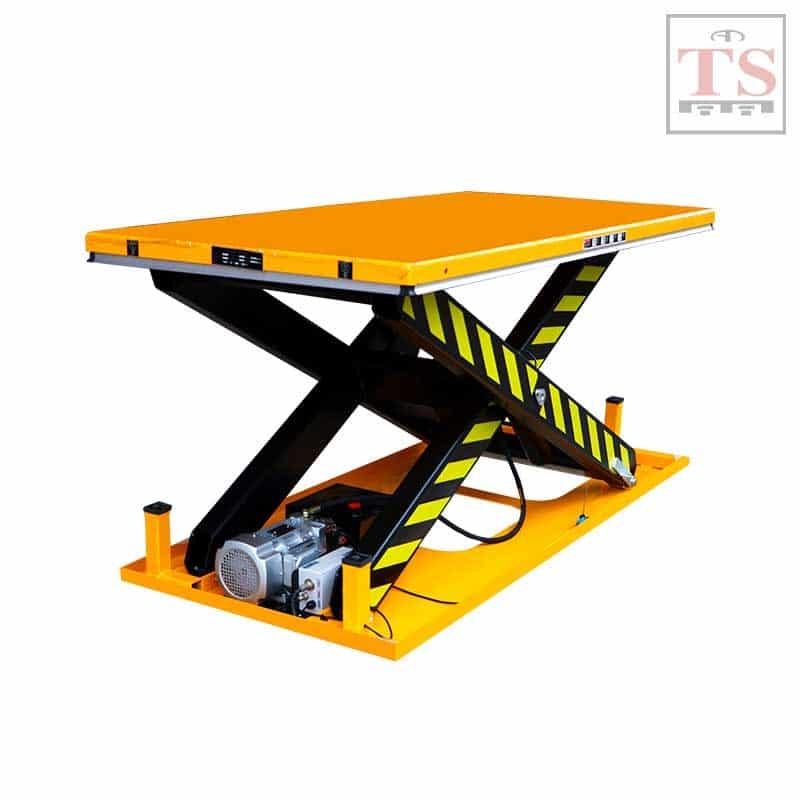 โต๊ะยกแบบขากรรไกร 1 ชั้น